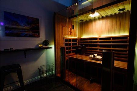 Purify Sauna Lounge Room 8