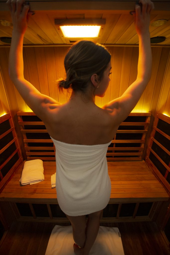 Purify Infrared sauna